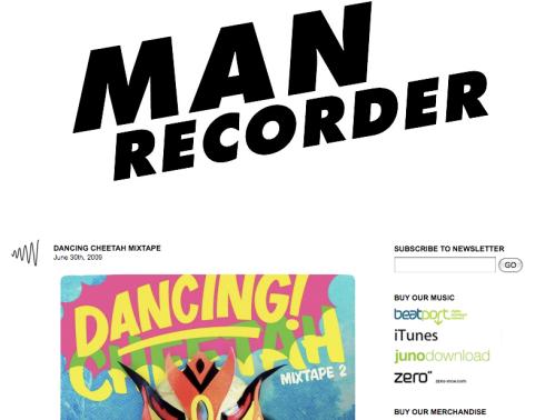Man Recorder